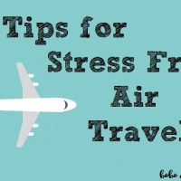FRIDAY FIVE: TIPS FOR STRESS FREE TRAVEL