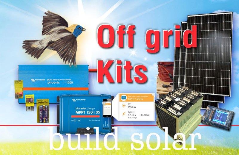 NEW: Price drop on all Bobolink off grid solar kits!