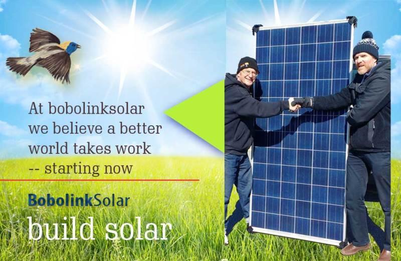 Become a solar super star — Build!
