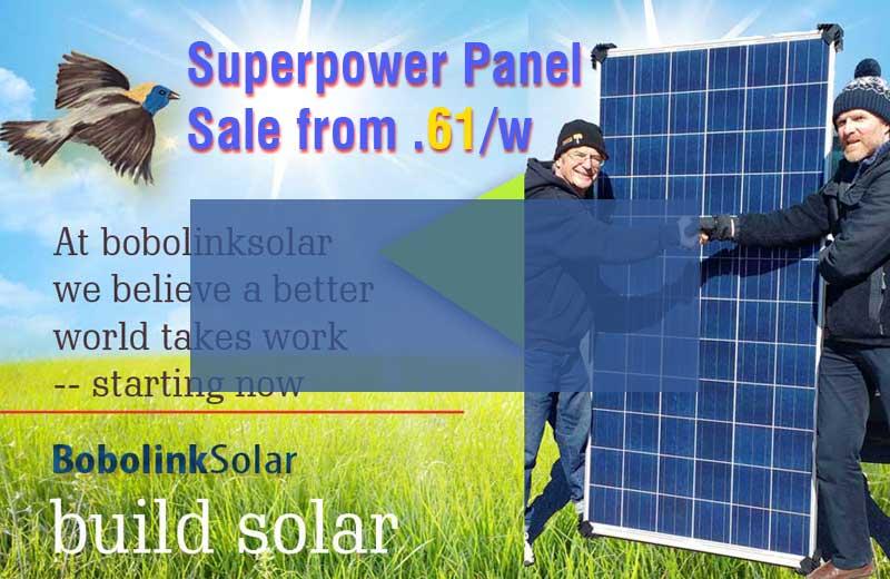 2019 Solar Panel Deals