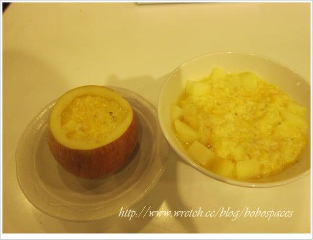 [食譜]酒釀桂花燉蘋果