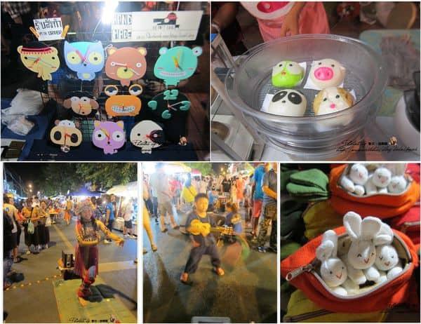 [2013-泰國-清邁]Day2-3 跟著我一起去逛清邁的周日市集吧!!!