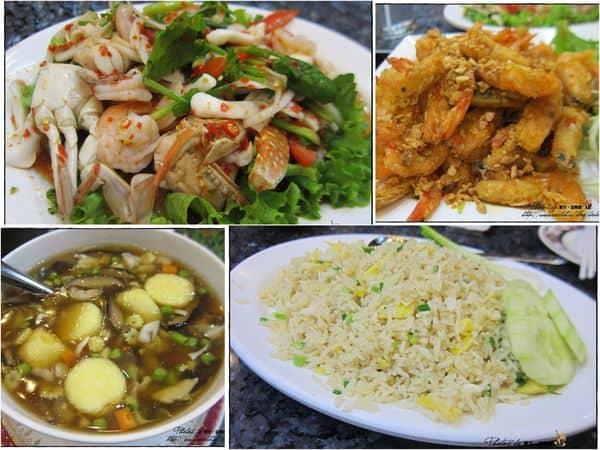 【曼谷美食|海鮮餐廳】 N訪光海鮮 (Kuang Seafood) & 摩托車驚魂記。