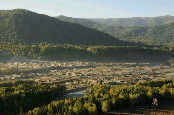 【2014 中國新疆】Day7 禾木村。念念不忘的美麗村莊