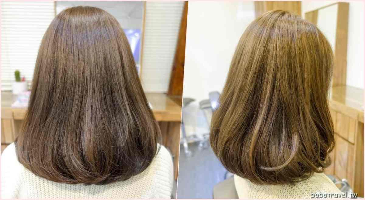 batch 201711月護髮前後 1