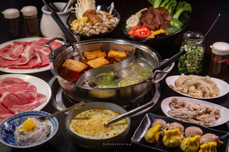 香港私宅打邊爐、台北火鍋餐廳|藏身老公寓的道地港式火鍋,一鍋三吃最後咖哩湯頭是經典