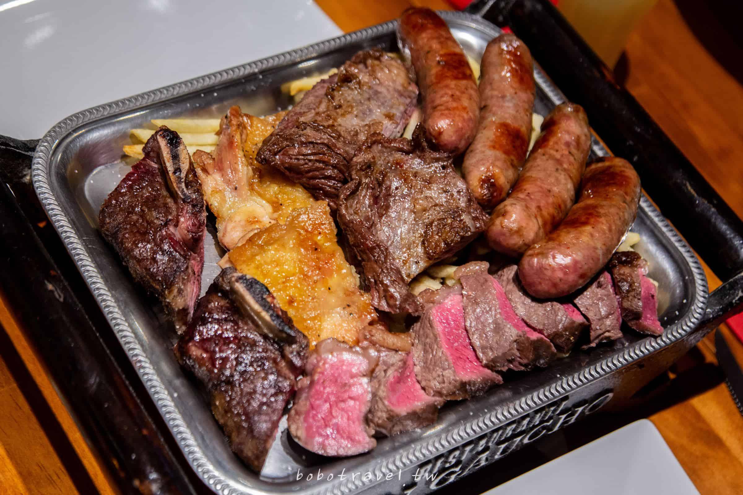 東京美食、Don Gaucho BBQ 阿根廷料理|想要大口吃肉看這裡!三種炭烤牛排和浮誇前菜,來一場探戈般的狂野肉食派對