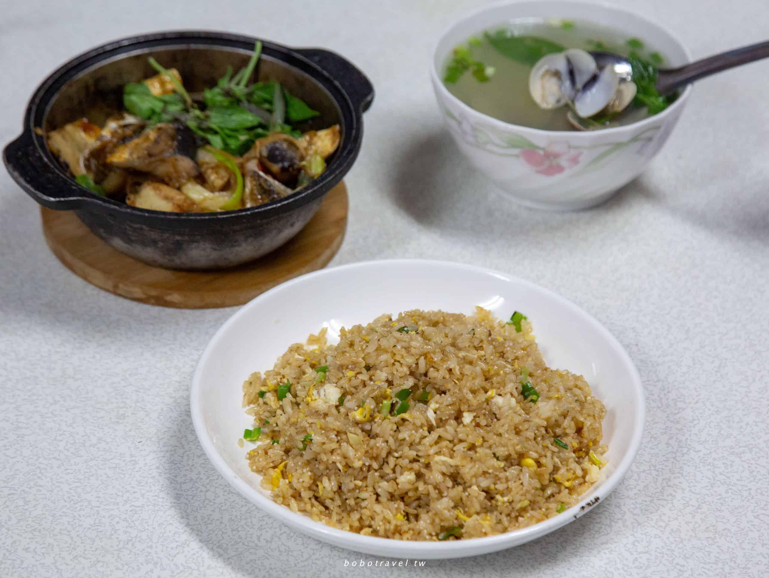 蘭嶼美食、開元小吃店|六十年老店飛魚卵炒飯,在地食材遇到台式料理的奇妙火花