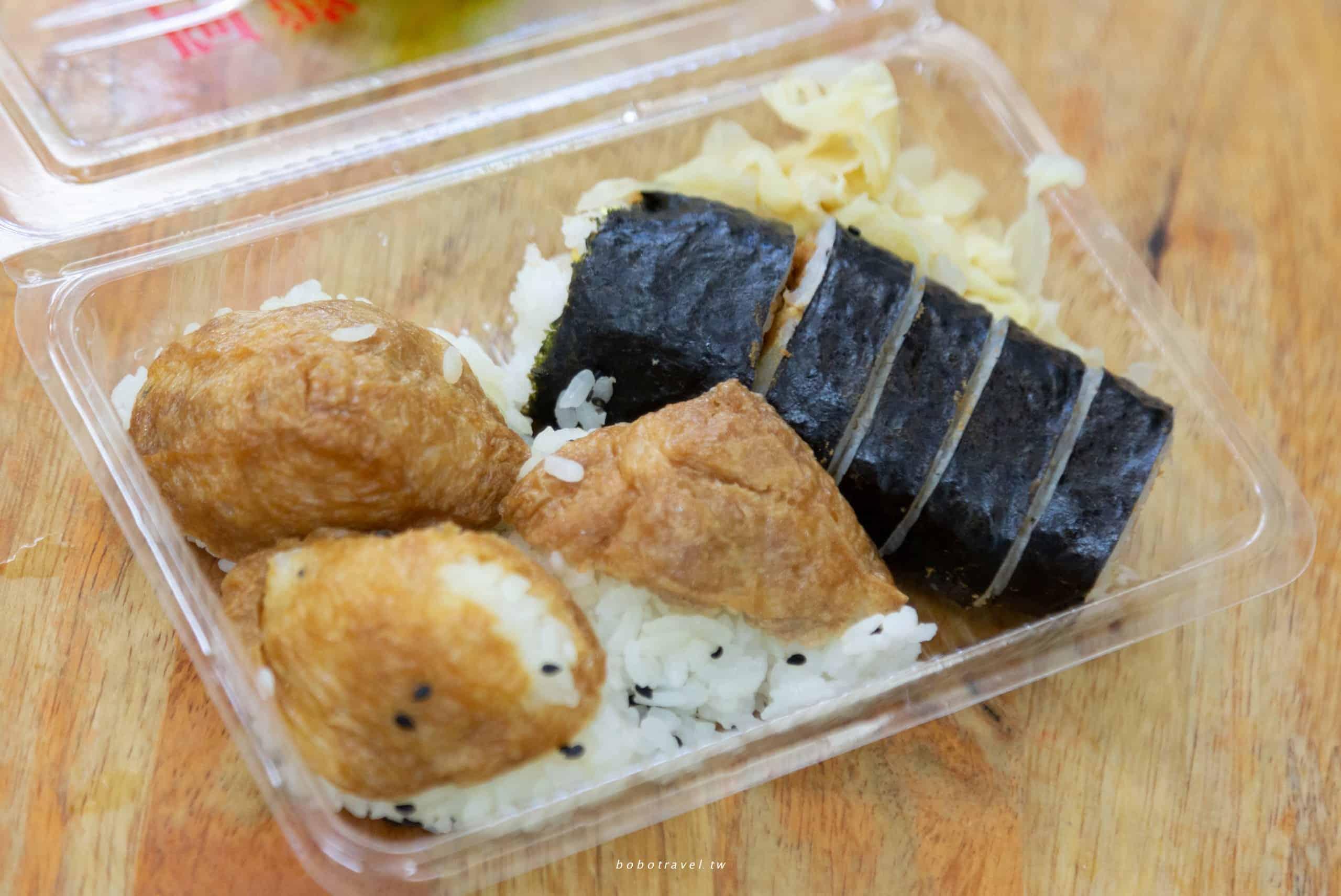 阿婆壽司、鶯歌美食|24小時營業!鶯歌老街平價壽司,一賣50多年成為當地人共同回憶