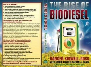 """The Rise of Biodiesel"" - Book Cover Illustration and Design"