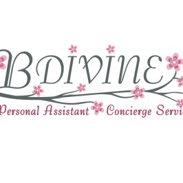 LOGO DESIGN - BDivine Personal Assistant, Salt Lake City UT
