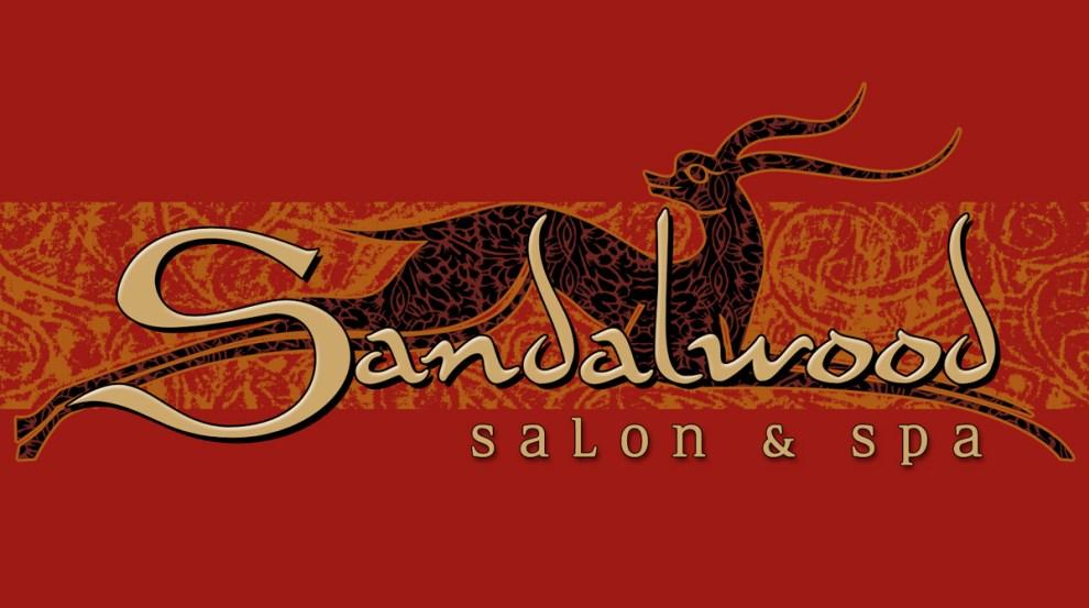 LOGO DESIGN - Sandalwood Salon and Spa, Bellingham WA Design by Bob Paltrow