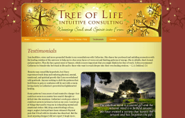 Tree of Life Consulting - Bob Paltrow Web Design Bellingham WA 1