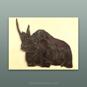 BobParkerFineArt.com | Fine Metal Art Designs by Bob Parker ~ DESIGN-1880
