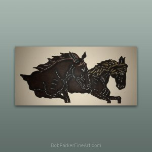 BobParkerFineArt.com | Fine Metal Art Designs by Bob Parker ~ DESIGN-1910