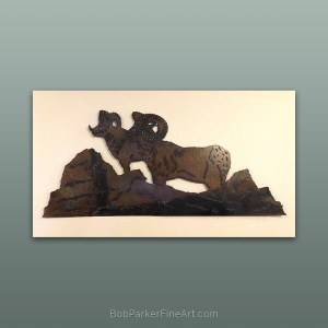 BobParkerFineArt.com | Fine Metal Art Designs by Bob Parker ~ DESIGN-2094