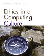 Ethics in a Computer Culture, cover image