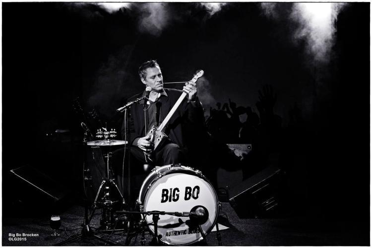 BIG BO - Shows
