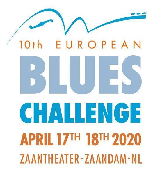 Big Bo live at European Blues Challenge
