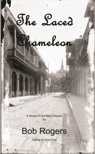 The Laced Chameleon book cover