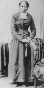 Harriet Tubman was also a spy.