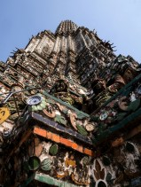The very ornate Wat Arun