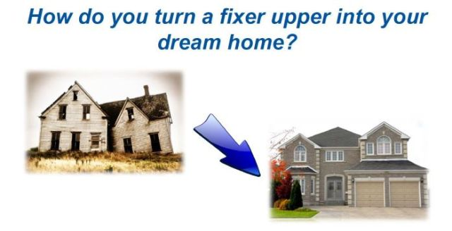 Everything About The Fha 203k Renovation Mortgage Purchase Or Refinance This Program Allows You To Roll The Cost Of Rehabbing Remodeling Fixing Up