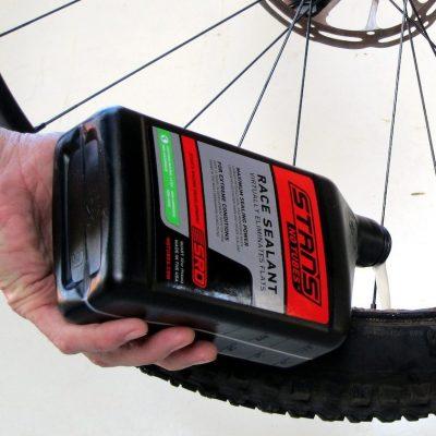 Tire Sealant Installation