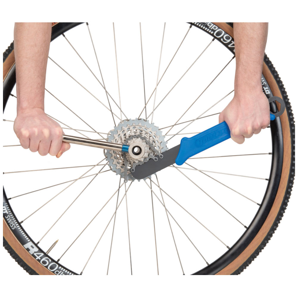 Cassette Cog Remover 5 to 12-Speed Chain Whip Park Tool SR-12 Bicycle Sprocket