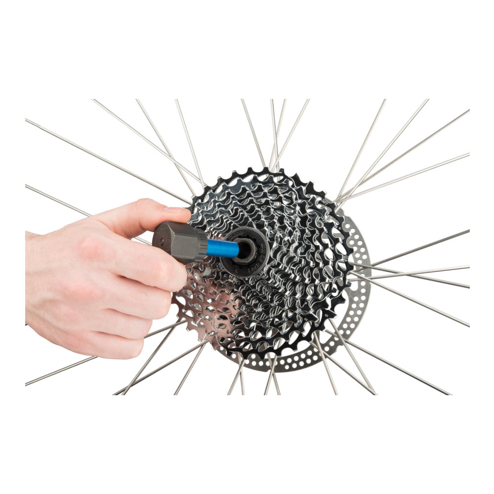 PARK TOOLS FR-5H CASSETTE LOCKRING BICYCLE TOOL WITH HANDLE