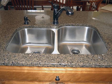Quartz Granite Countertop Installation