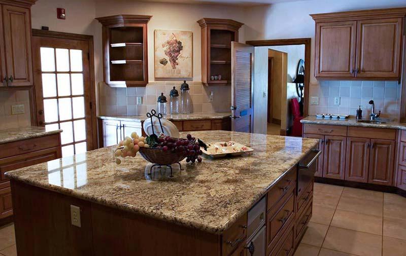 Kitchen Pictures Granite Countertops