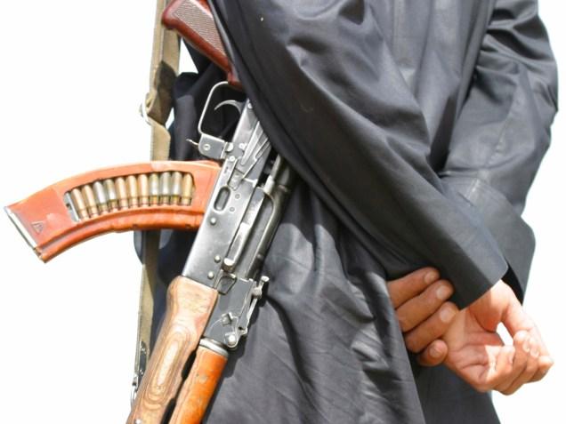 Talib in Helmand 2004