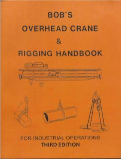 Bob's Overhead Crane and Rigging Handbook - Desk - English - Front