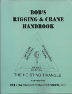 Bob's Rigging and Crane Handbook – Desk – English – Front