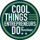 Cool Things Entrepreneurs Do Artwork