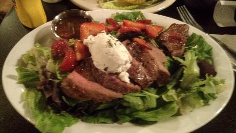 Mmmmmmmmmm...steak