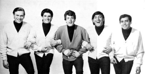 Tommy James and the Shondells (Wikimedia Commons)
