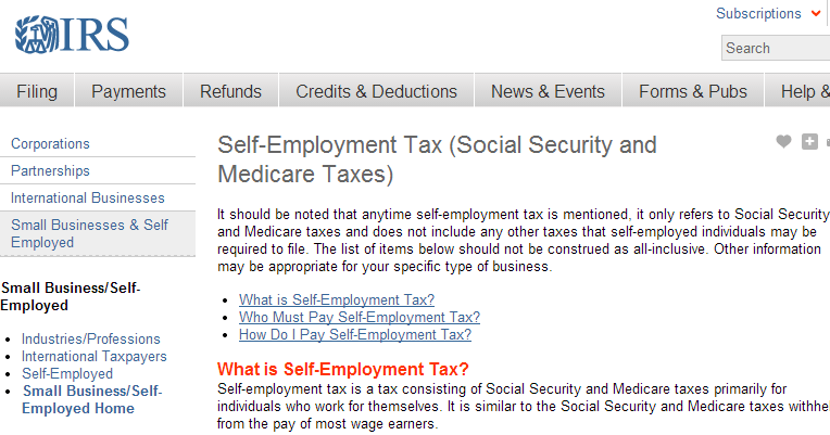 Do Not Crush List 2020.Self Employment Tax Will Crush America By 2020 When 40