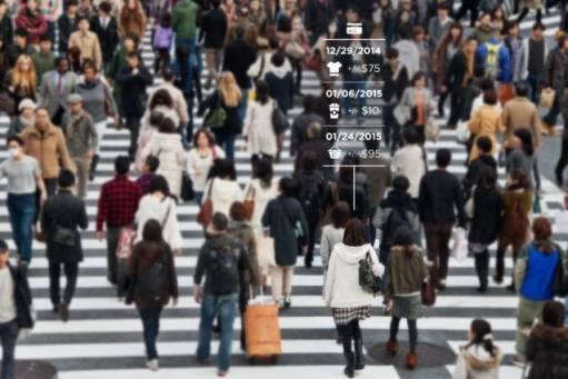 Three data points was enough to pick people out of the crowd (MIT)