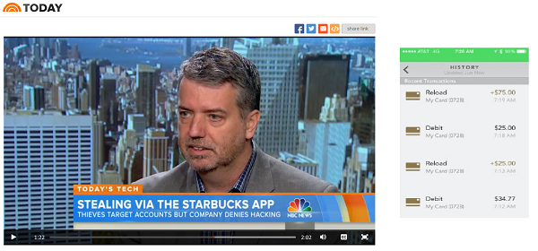 It was a busy year of hacks and consumer complaints.  My Starbucks exclusive was the most popular story for the year.
