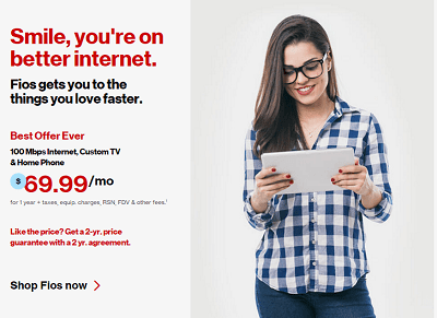 Verizon FIOS is a good deal, until you add it all up, then