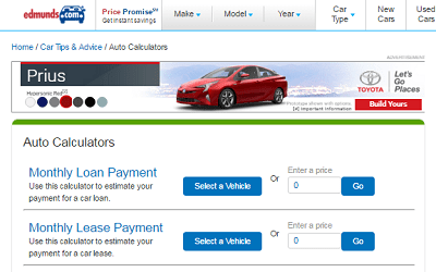 Auto Loan Calculator Edmunds >> Nerd Bar Fight Which Is Better Leasing Or Buying A New Car