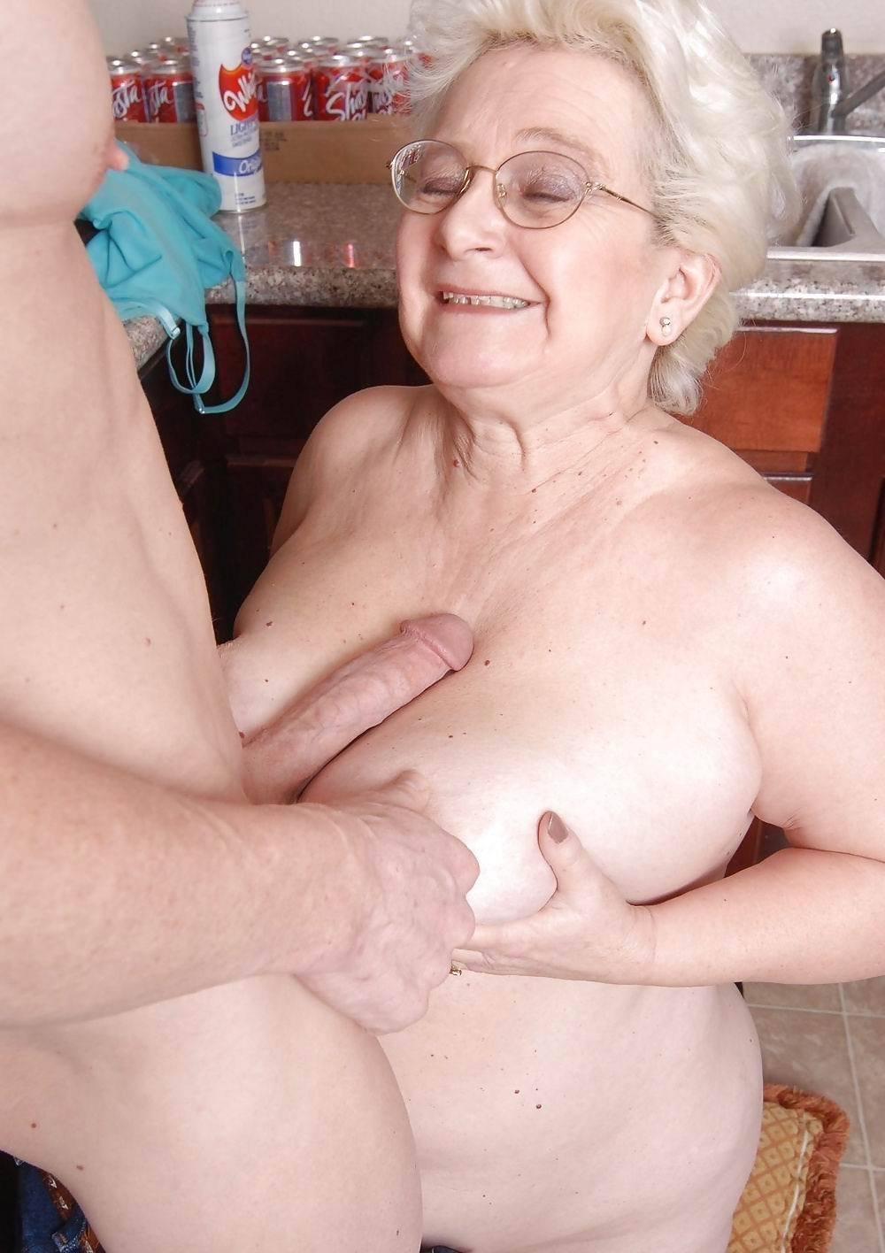 thick granny tumblr