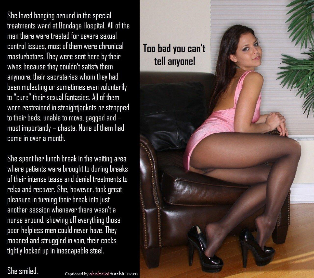 femdom stockings tumblr