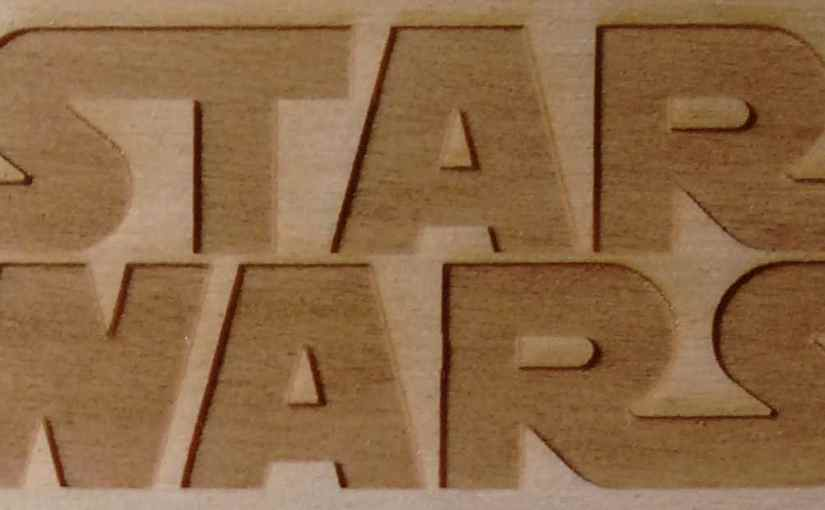 Of lightsabers and laser cutters