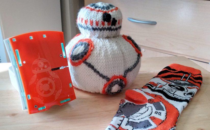 Knit me a BB-8…