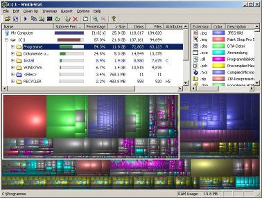 Software Recommends: WinDirStat