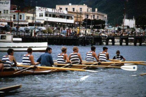 R S Prince (str), J G Gibbons (7), A Radford (6), J Spooner (5), C N Bridge (4), A L Brown (2), W N Taylor (3), L J Sunde (bow). Winners.