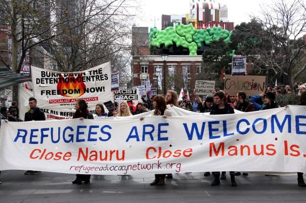 Refugees takver
